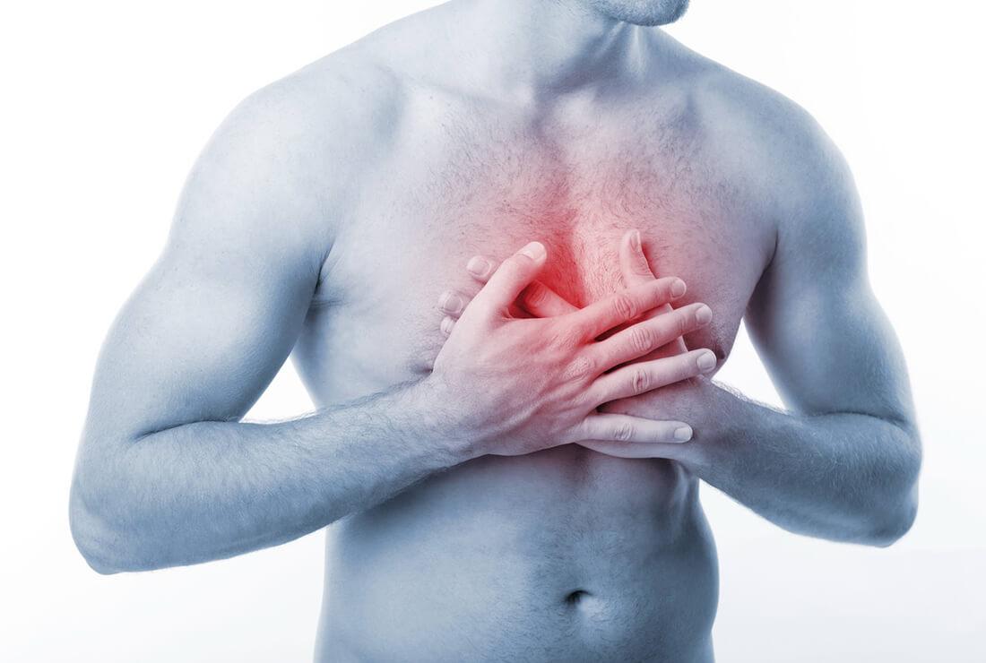 Brystryggplager og brystsmerter